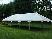 Один из способов, изготовить шатер своими руками на даче