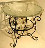 Кованые столы и стулья модель №74