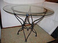 Кованые столы и стулья модель №98
