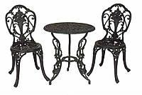 Кованые столы и стулья модель №99
