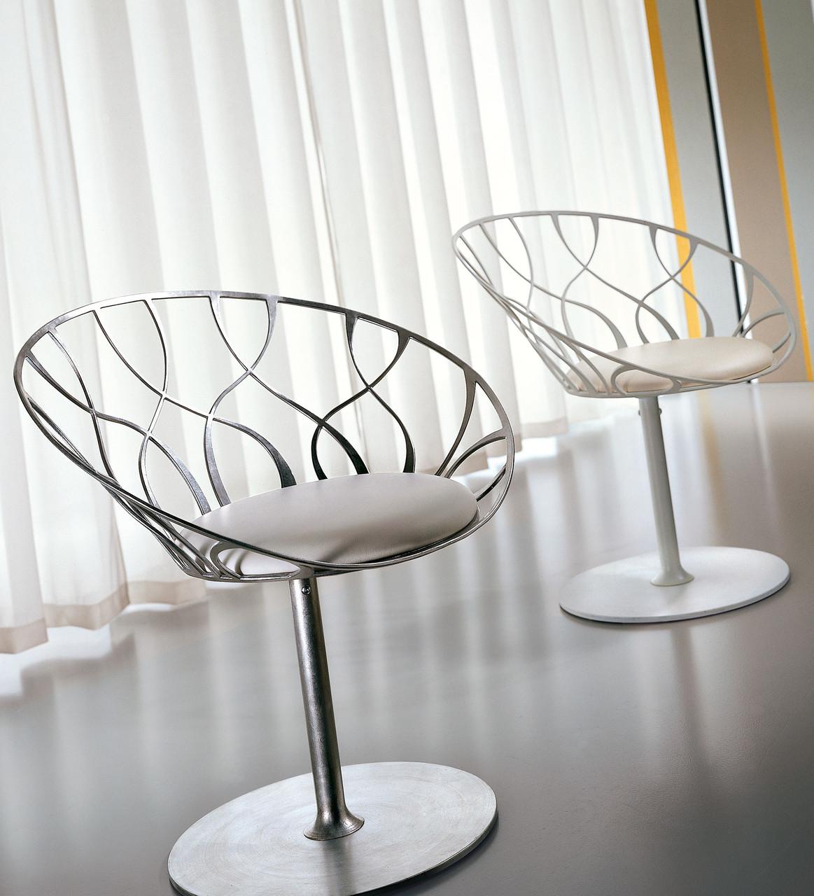 Кованые столы и стулья модель №100