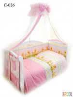 Детская постель Twins Comfort C-026 Утята с шариками