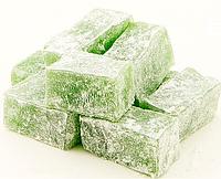 Рахат лукум киви кубики 0,6 кг