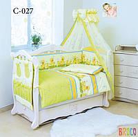 Детская постель Twins Comfort C-027 Утята с шариками