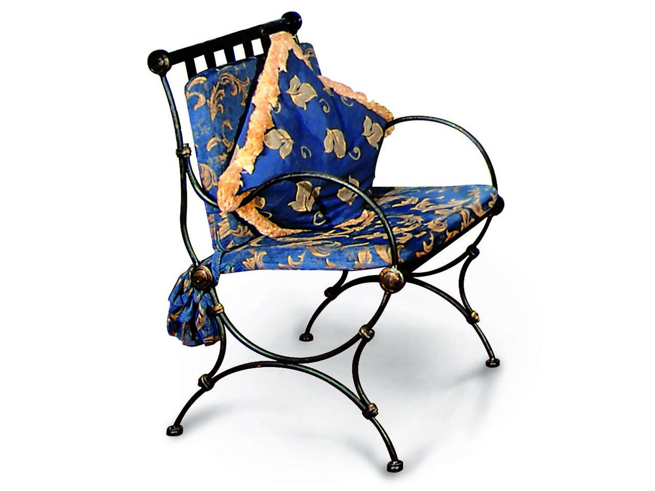 Кованые столы и стулья модель №128