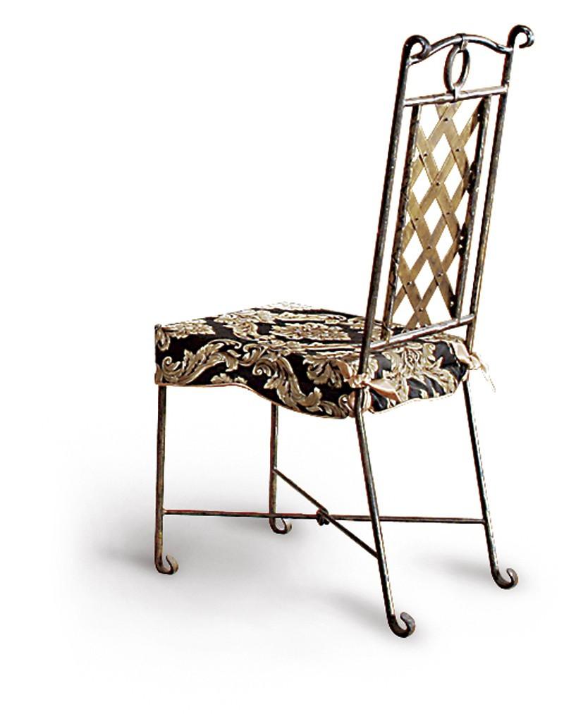 Кованые столы и стулья модель №129