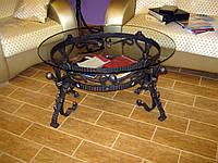 Кованые столы и стулья модель №132