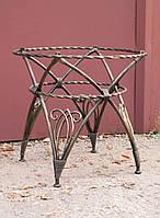 Кованые столы и стулья модель №137