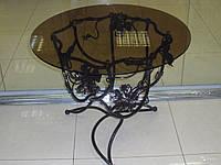 Кованые столы и стулья модель №141