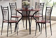 Кованые столы и стулья модель №143