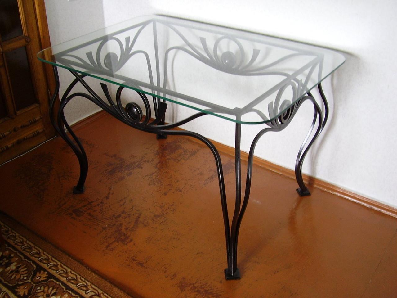 Кованые столы и стулья модель №147