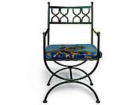 Кованые столы и стулья модель №105