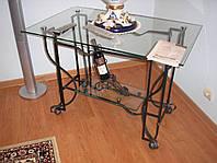 Кованые столы и стулья модель №112