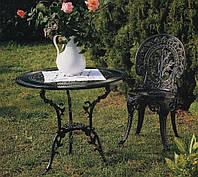 Кованые столы и стулья модель №113