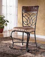Кованые столы и стулья модель №115