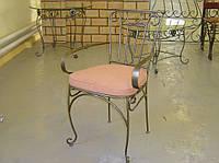 Кованые столы и стулья модель №119