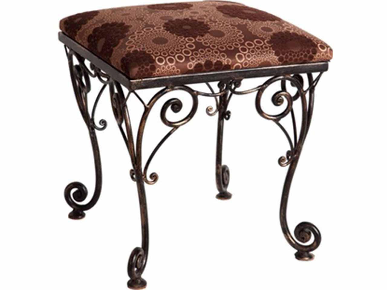 Кованые столы и стулья модель №120