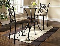 Кованые столы и стулья модель №125