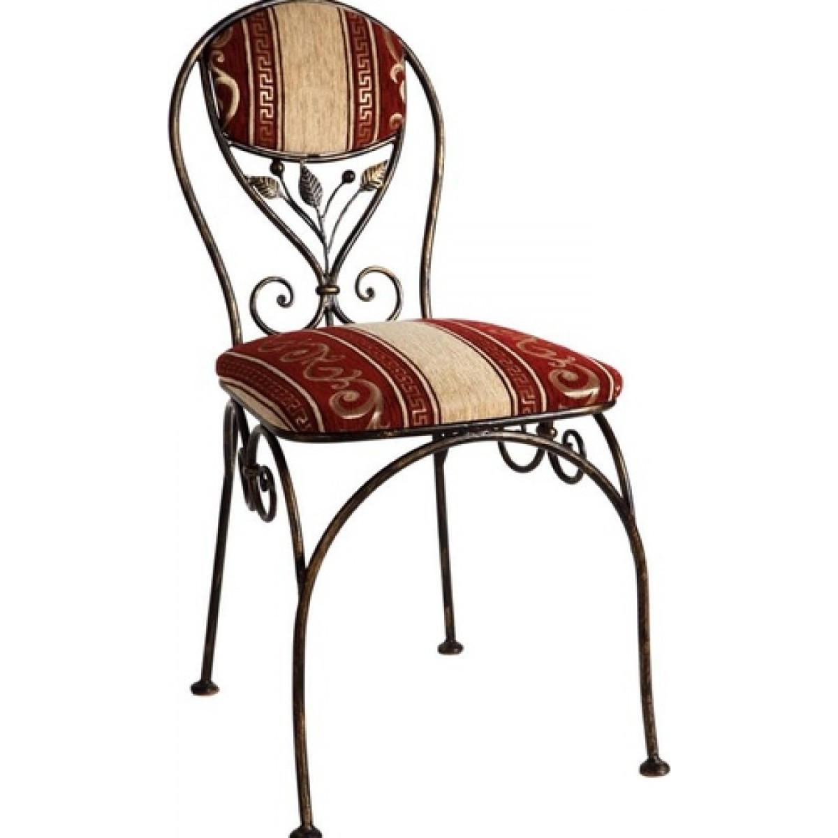 Кованые столы и стулья модель №126
