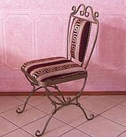 Кованые столы и стулья модель №156