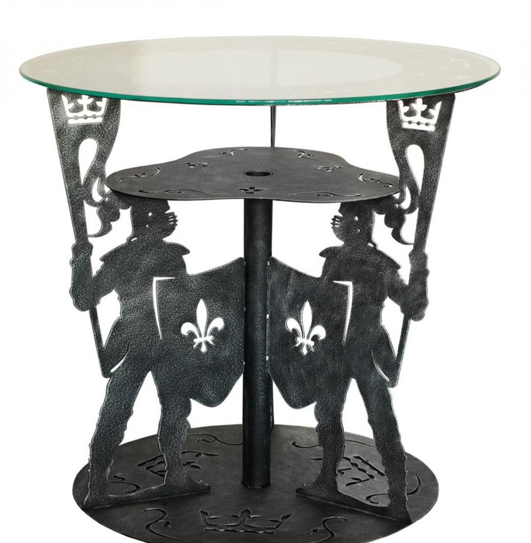 Кованые столы и стулья модель №165