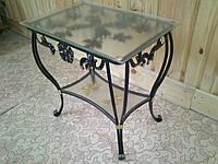 Кованые столы и стулья модель №192
