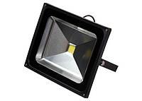 Светодиодный прожектор Foton LP 50W, 220V, IP67 Econom, 3750Lm, 6650K белый холодный