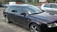 Дефлекторы окон, ветровики AUDI 100 Avant 1990-1994 (4A,C4) Audi A6 Avant 1994-1997(4A,C4)  / Ауди 100 Cobra