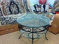 Кованые столы и стулья модель №214