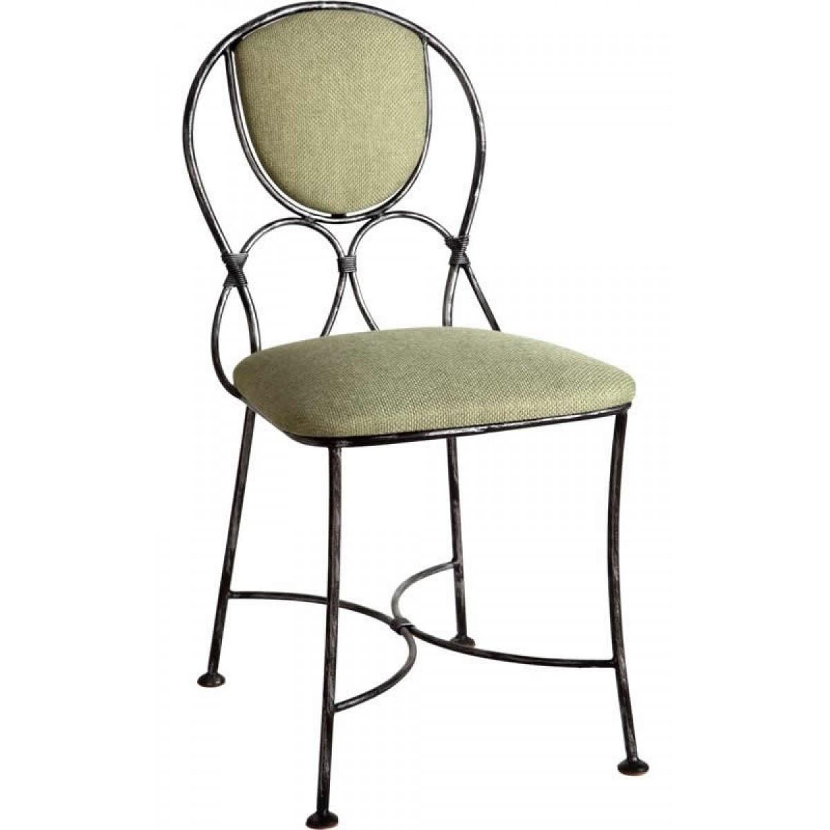 Кованые столы и стулья модель №217