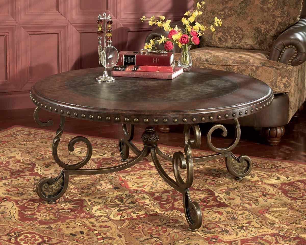 Кованые столы и стулья модель №223