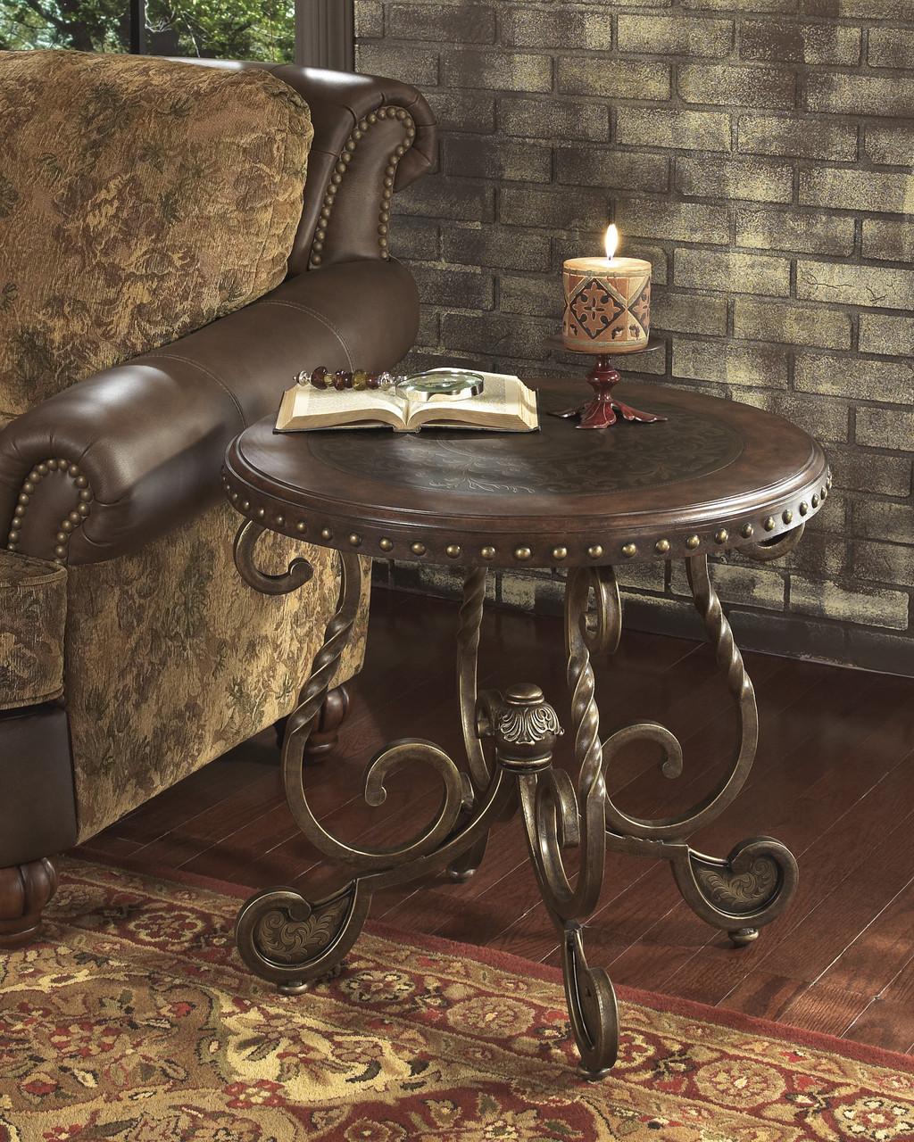 Кованые столы и стулья модель №227