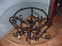 Кованые столы и стулья модель №231