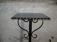 Кованые столы и стулья модель №232