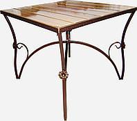 Кованые столы и стулья модель №234