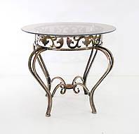 Кованые столы и стулья модель №237