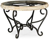 Кованые столы и стулья модель №239