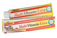 Паста витаминная Gimpet Multi-Vitamin-Extra для кошек 200 г