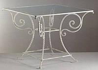 Кованые столы и стулья модель №364