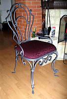 Кованые столы и стулья модель №374