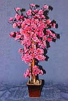 Бонсай  искусственный сакура цветущий(высота 0.60м)