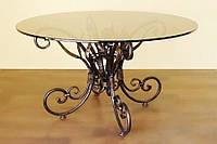 Кованые столы и стулья модель №402