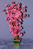 Бонсай  искусственный сакура цветущий 2(высота 0.60м)