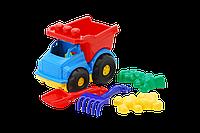 Машина Тотошка самосвал №2, Color Plast, 0176