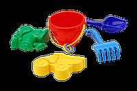 Песочный набор Кувшинка №2, Color Plast, 1043