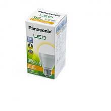 Светодиодная лампа Panasonic LED 5W (40W) 2700K 350lm E27