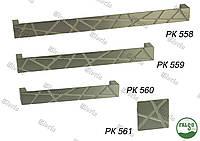 Ручки  мебельные РК 558 - РК 561