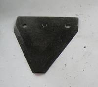 Сегмент блока ножей измельчителя