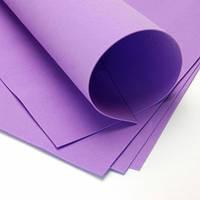 Фоамиран для рукоделия фиолетовый