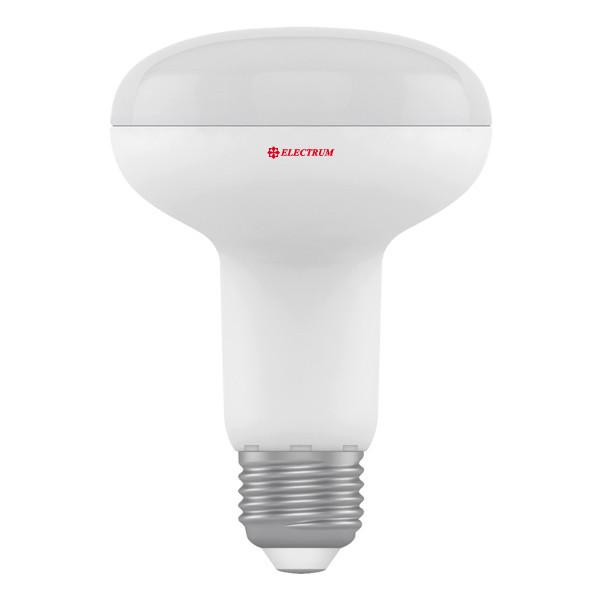 LED лампа Electrum E27 R80 LR-13 10W (780Lm) 2700K алюпласт. корп.